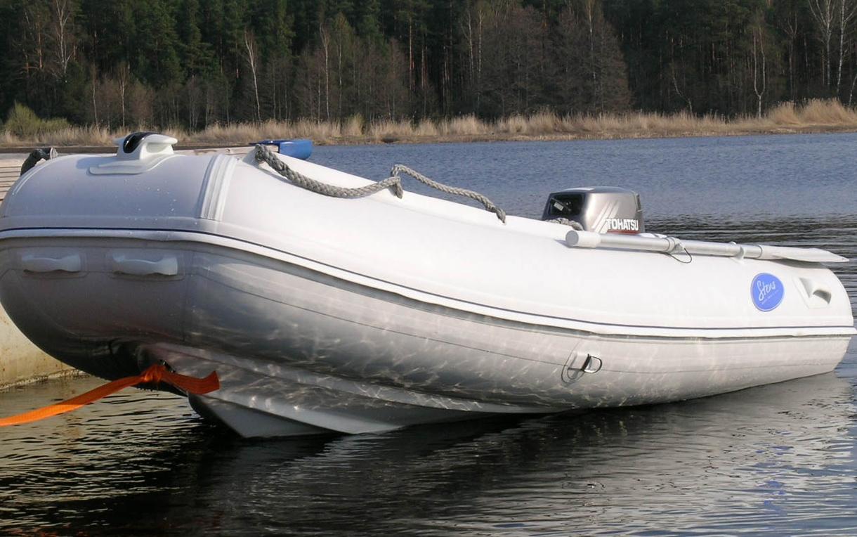 Малогабаритная лодка Steno RIB 320