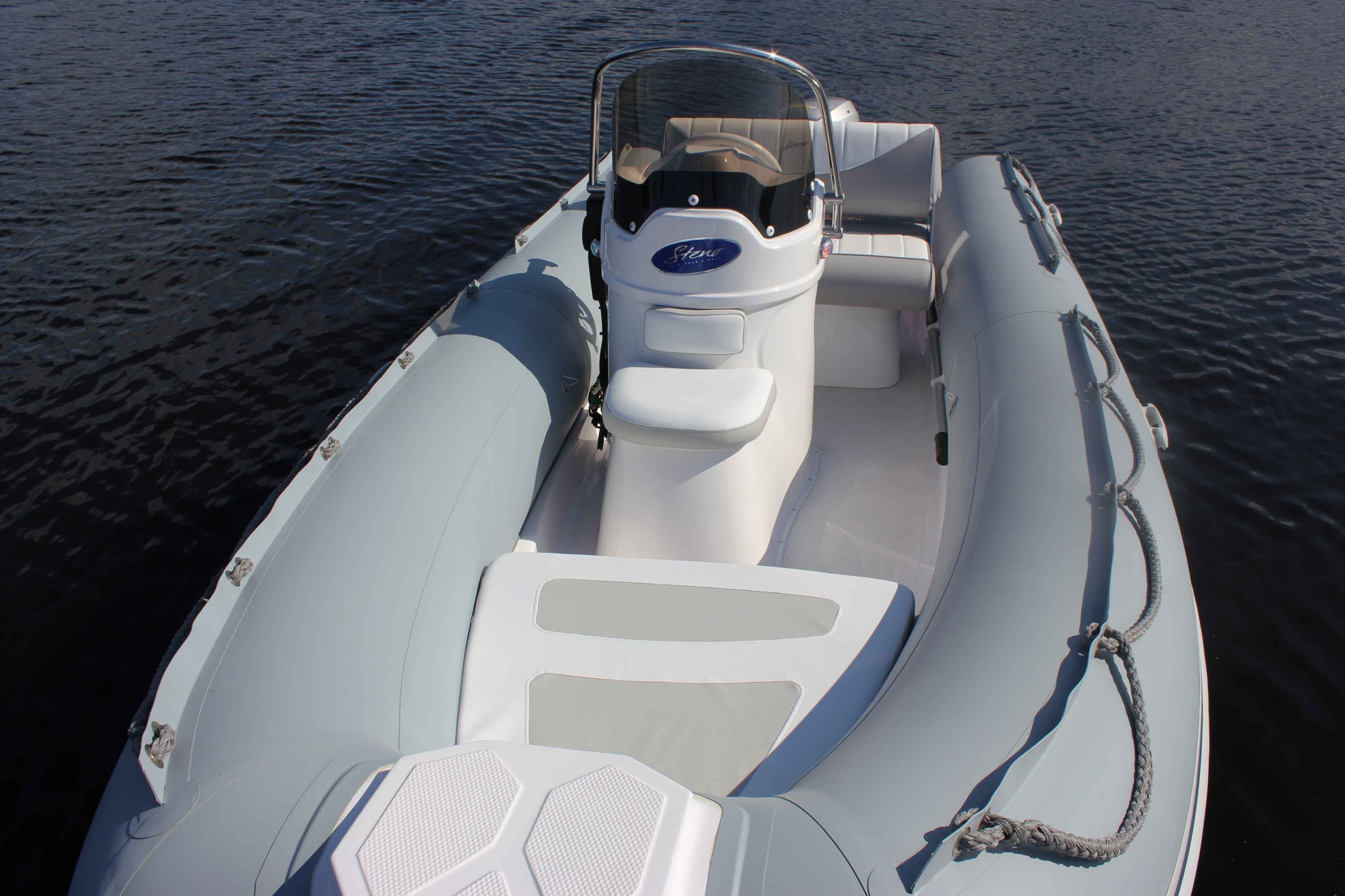 Скоростная универсальная лодка Steno RIB 500