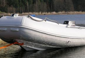 Надувная моторная лодка Steno RIB 320