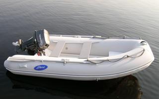 Спортивная моторная лодка Steno RIB 320