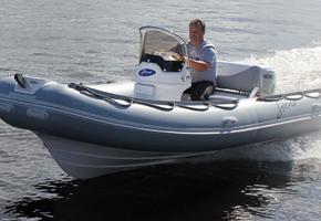 Эксклюзивная моторная лодка Steno RIB 500