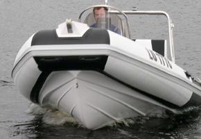 Надувной РИБ катер Steno RIB 535