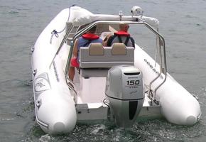 Надувной РИБ катер Steno RIB MARE R75