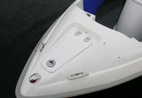 Универсальный катер для охоты, рыбалки и активного отдыха на воде Steno SF18