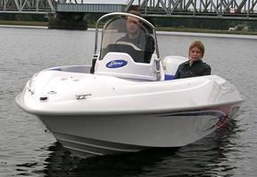 Превосходный катер Steno SF18